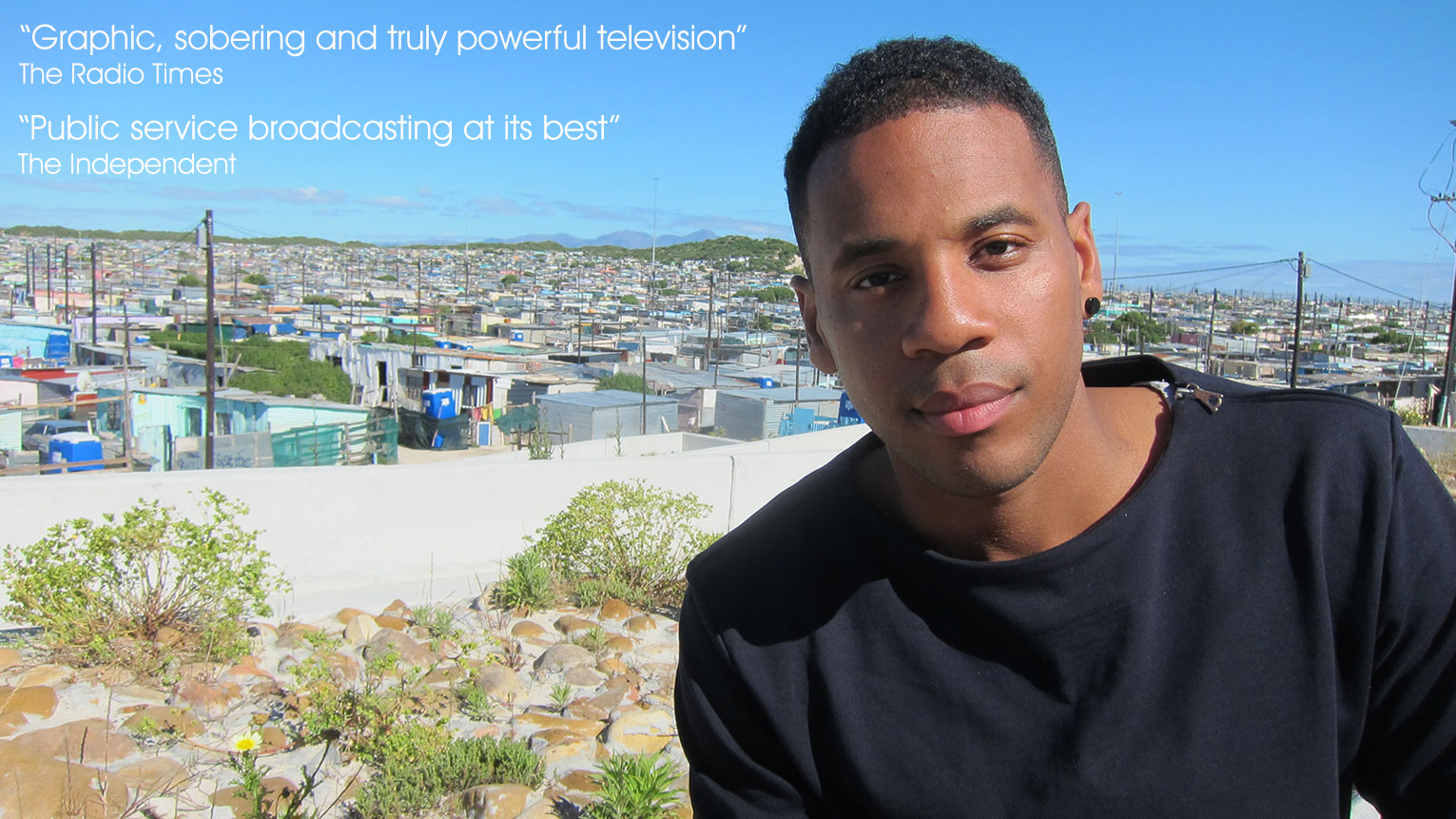 Reggie Yates: Extreme South Africa