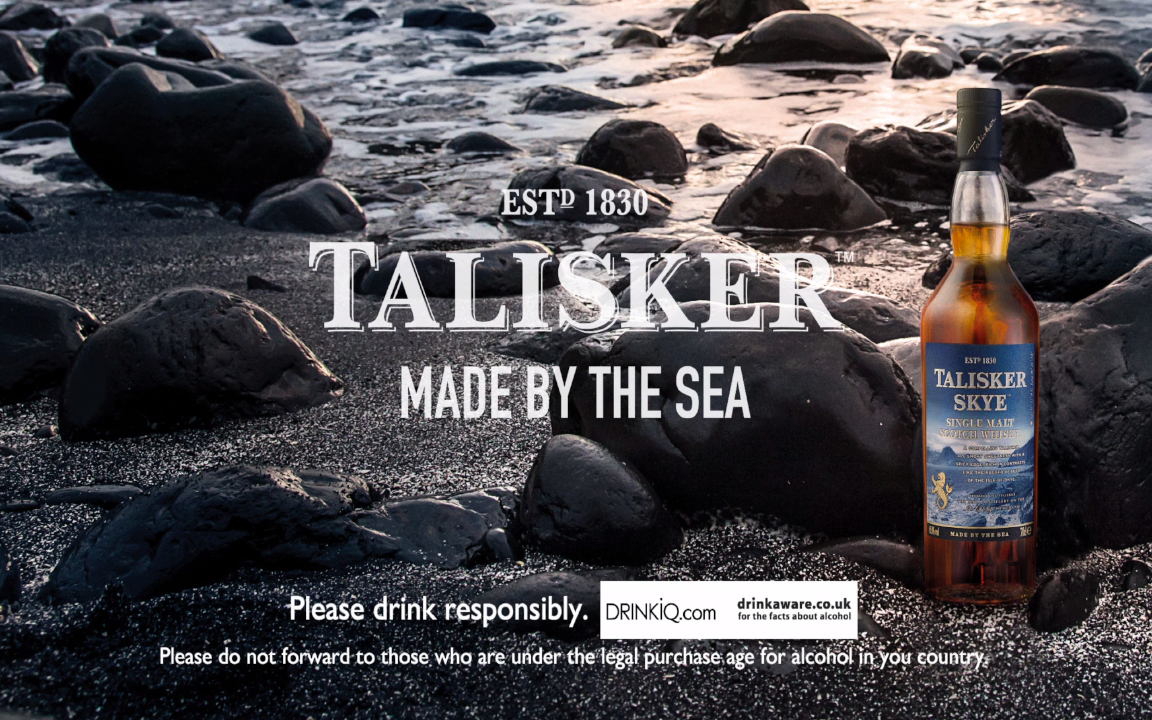 Talisker – Made By The Sea