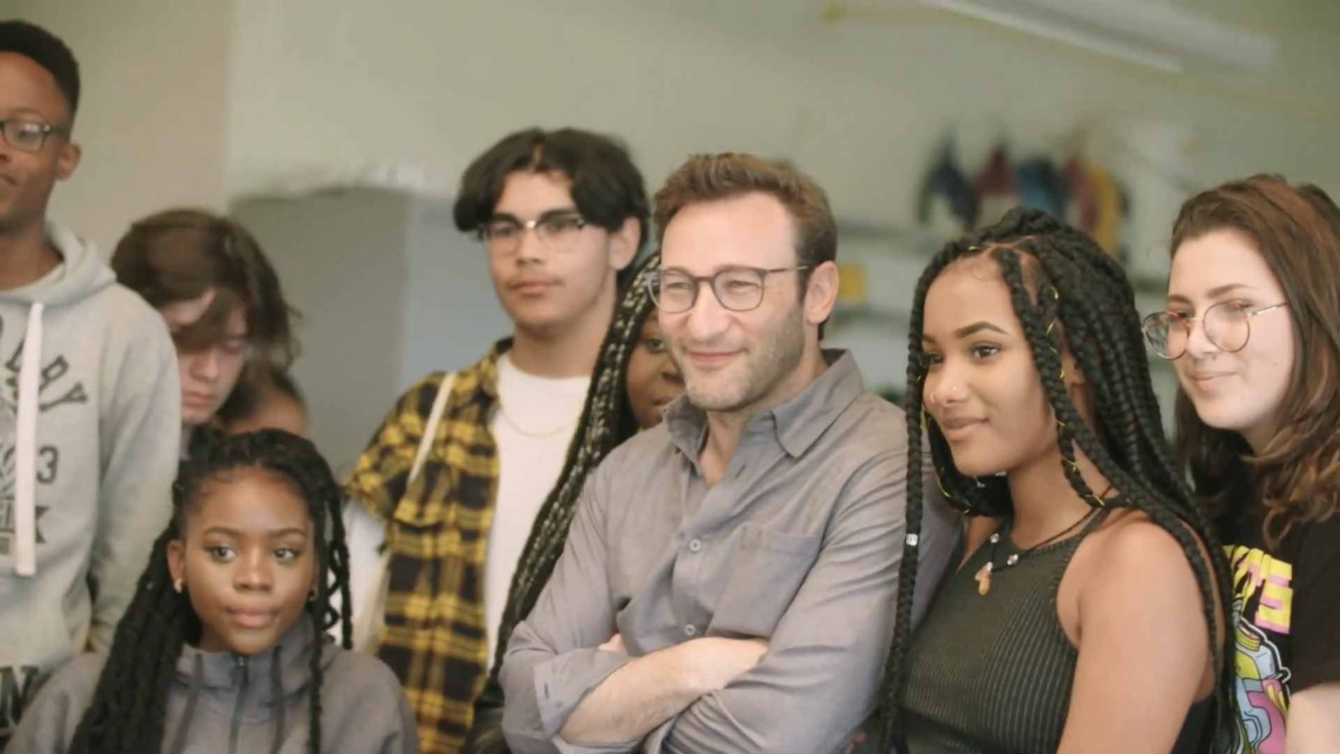 Simon Sinek: Re-Imagining Education – Watch on Youtube