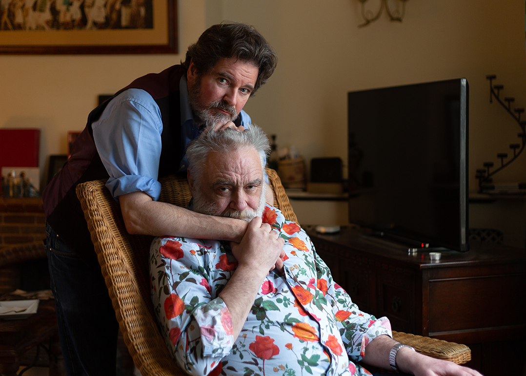 What's the Matter with Tony Slattery? Available on BBC iPlayer now